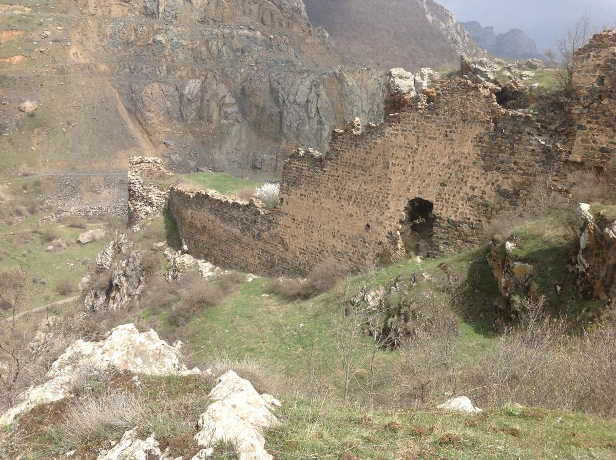 Բաղաբերդի ամրոց